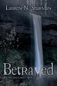 Betrayed...front cover